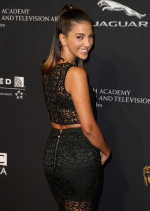 Liz Hernandez - BAFTA Los Angeles Jaguar Britannia Awards in Beverly Hills
