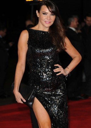 Lizzie Cundy - 'The Hunger Games: Mockingjay Part 1' Premiere in London