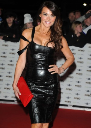 Lizzie Cundy - 2014 MOBO Awards in London