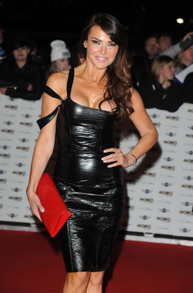 Lizzie Cundy – MOBO Awards in London
