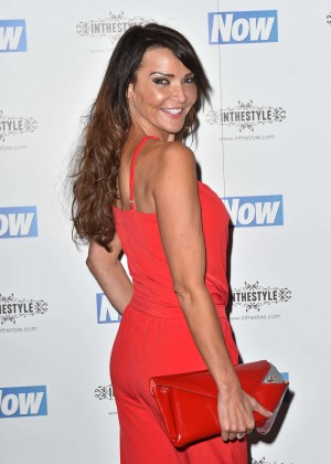 Lizzie Cundy - Now Christmas Party in London