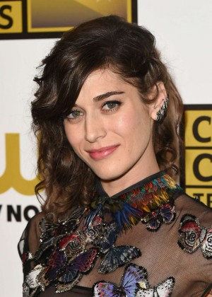 Lizzy Caplan -  2014 Critics Choice Television Awards in Beverly Hills -03