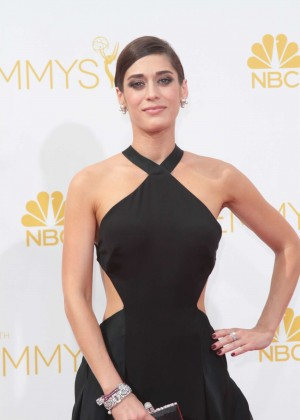 Lizzy Caplan - 66th annual Primetime Emmy Awards in LA