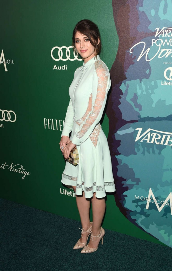 Lizzy Caplan - 2014 Variety Power of Women in LA