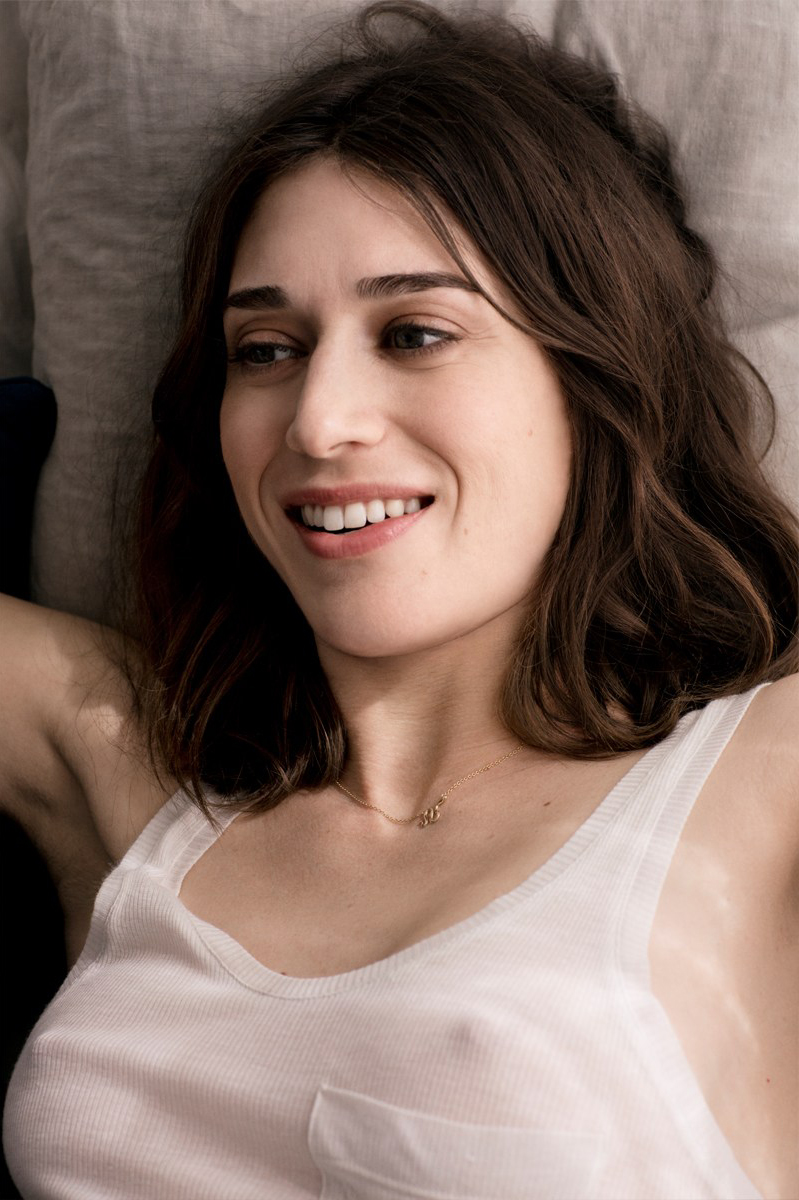 Lizzy caplan save the date 1