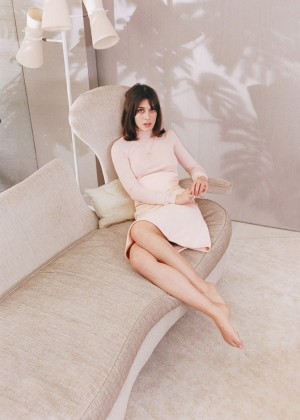 Lizzy Caplan - Marie Claire Magazine (July 2014)