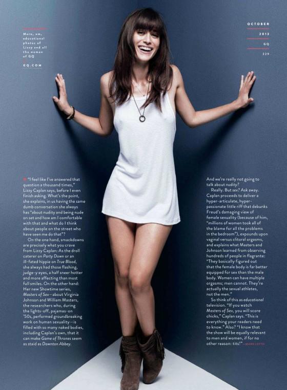 Lizzy Caplan GQ 2013 -06