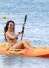 Lizzy Cundy Bikini Photos: 2014 in Barbados -05