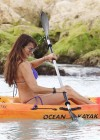 Lizzy Cundy Bikini Photos: 2014 in Barbados -08