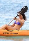 Lizzy Cundy Bikini Photos: 2014 in Barbados -09