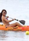 Lizzy Cundy Bikini Photos: 2014 in Barbados -18