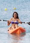 Lizzy Cundy Bikini Photos: 2014 in Barbados -32
