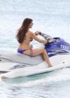 Lizzy Cundy Bikini Photos: 2014 in Barbados -33
