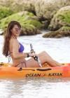 Lizzy Cundy Bikini Photos: 2014 in Barbados -40