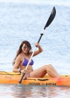 Lizzy Cundy Bikini Photos: 2014 in Barbados -41