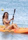 Lizzy Cundy Bikini Photos: 2014 in Barbados -45