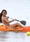 Lizzy Cundy Bikini Photos: 2014 in Barbados -48