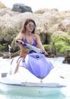 Lizzy Cundy Bikini Photos: 2014 in Barbados -50