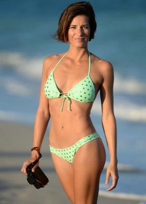 Logan Fazio Bikini Photos: 2014 Miami -01
