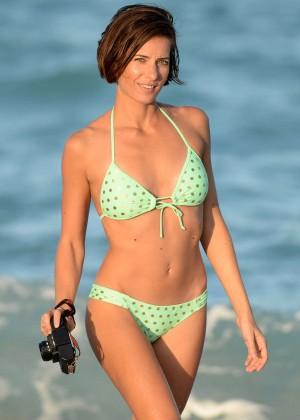 Logan Fazio Bikini Photos: 2014 Miami -08