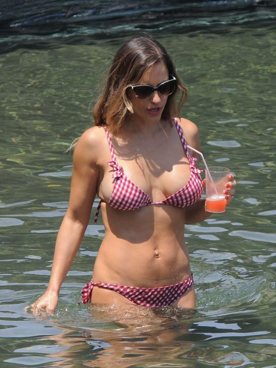 Lola Ponce - Bikini Photos -02
