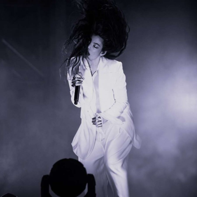 Lorde - Perform Live in New York