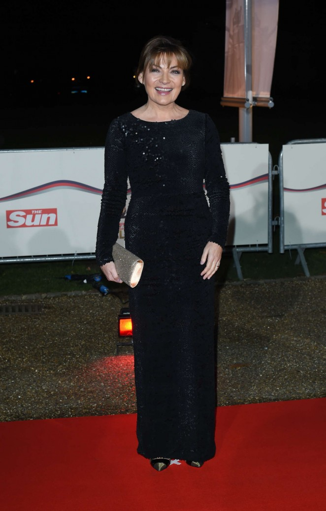 Lorraine Kelly - A Night Of Heroes: The Sun Military Awards in London