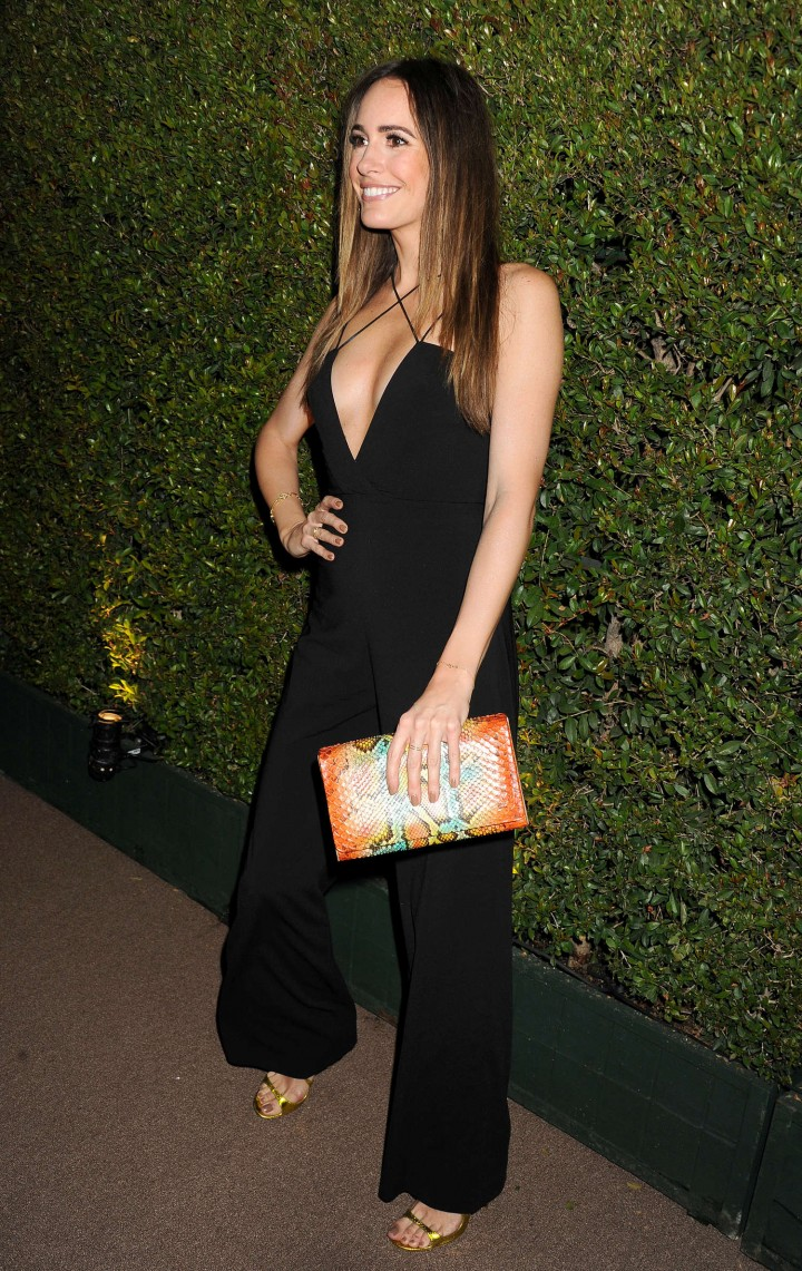 Louise Roe – Decades of Glamour Event in West Hollywood
