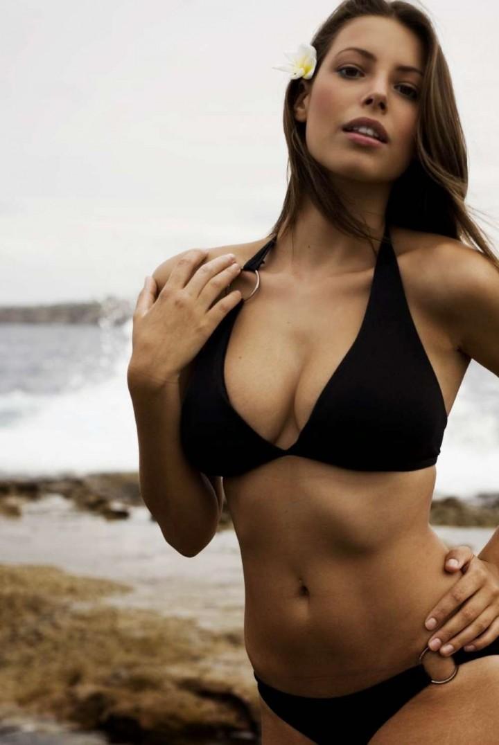 Lucy Bayet Bikini Photoshoot