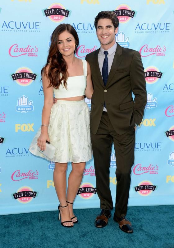 Lucy Hale – 2013 Teen Choice Awards