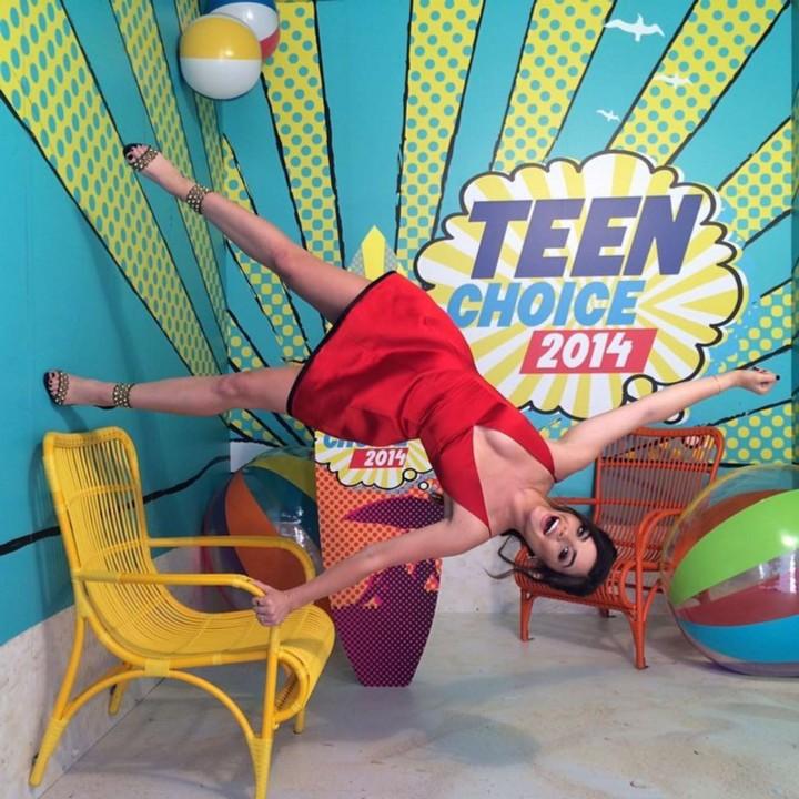 Lucy Hale - 2014 Teen Choice Awards
