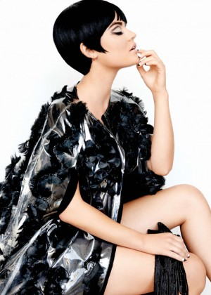 Lucy Hale - Flaunt Magazine (November 2014)