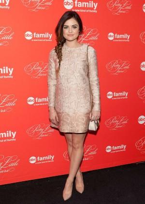 Lucy Hale: Pretty Little Liar Season Finale Screening -01