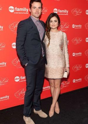Lucy Hale: Pretty Little Liar Season Finale Screening -03