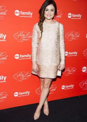 Lucy Hale: Pretty Little Liar Season Finale Screening -05