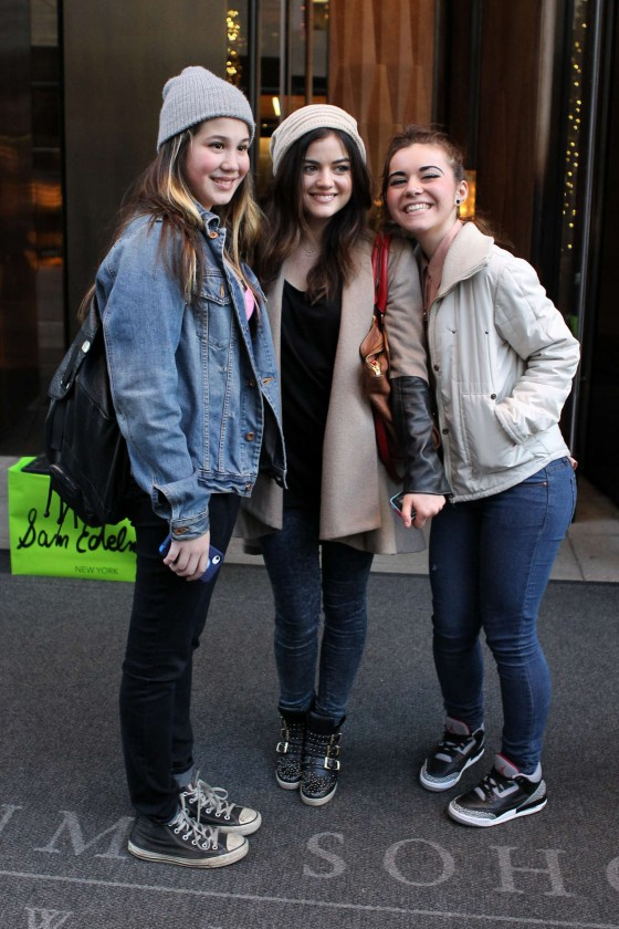 Lucy Hale – in SoHo-05