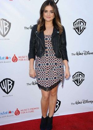 Lucy Hale - TJ Martell Foundation Family Day in Studio City