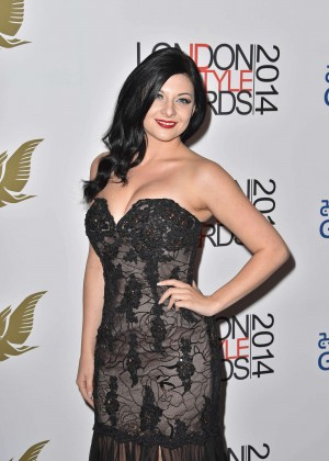 Lucy Kay - London Lifestyle Awards 2014 in England