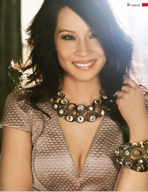 Lucy Liu – Easy Living-01