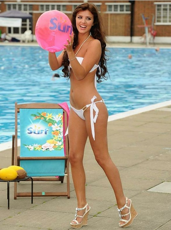 Classify Lucy Mecklenburgh