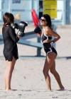 Lucy Mecklenburgh Bikini Photos: Santa Monica 2013 -02
