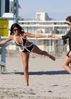 Lucy Mecklenburgh Bikini Photos: Santa Monica 2013 -03