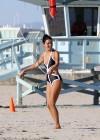 Lucy Mecklenburgh Bikini Photos: Santa Monica 2013 -10