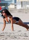 Lucy Mecklenburgh Bikini Photos: Santa Monica 2013 -11