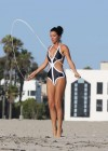 Lucy Mecklenburgh Bikini Photos: Santa Monica 2013 -16