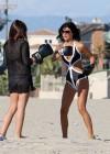 Lucy Mecklenburgh Bikini Photos: Santa Monica 2013 -20