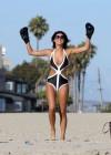 Lucy Mecklenburgh Bikini Photos: Santa Monica 2013 -26