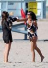 Lucy Mecklenburgh Bikini Photos: Santa Monica 2013 -28