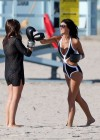 Lucy Mecklenburgh Bikini Photos: Santa Monica 2013 -31