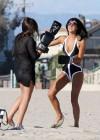 Lucy Mecklenburgh Bikini Photos: Santa Monica 2013 -40